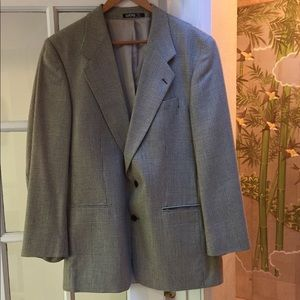 Men's Kasper Plaid Jacket